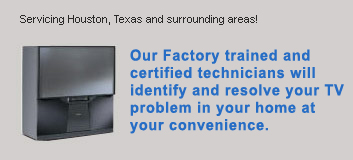 TV repair Houston TX